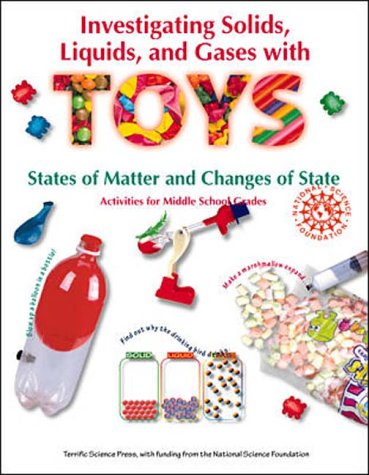 9780070482357: Investigating Solids, Liquids and Gases with TOYS (Teaching Science with TOYS)