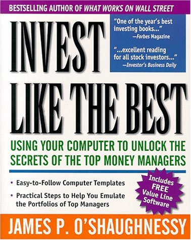 9780070482470: Invest Like the Best: Using Your Computer to Unlock the Secrets of the Top Money Managers, with Disk