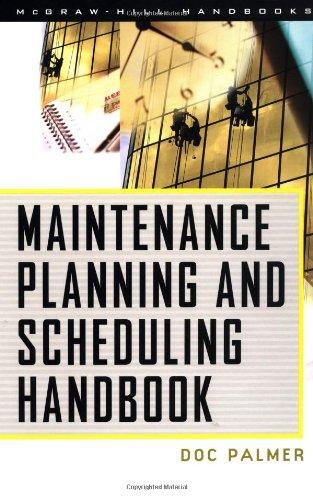 9780070482647: Maintenance Planning and Scheduling Handbook