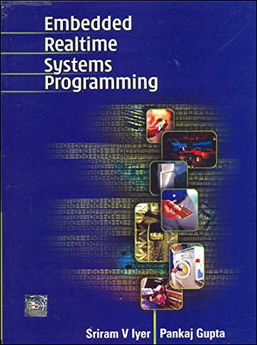 9780070482845: Embedded Realtime Systems Programming, 1Ed
