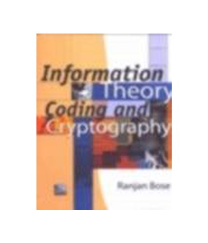9780070482975: Information Theory Coding and Cryptography