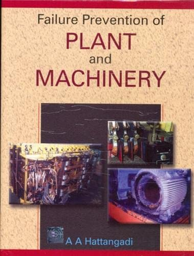 9780070483095: Failure Prevention of Plant and Machinery