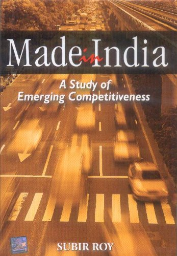 9780070483668: Made in India: A Study of Emerging Competitiveness