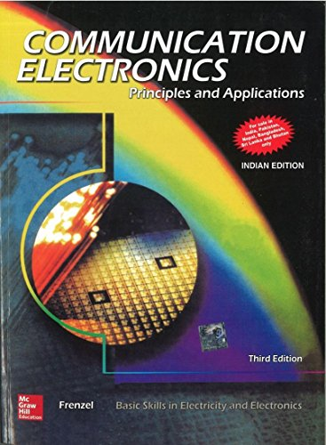 9780070483989: Communication Electronics: Principles and Applications