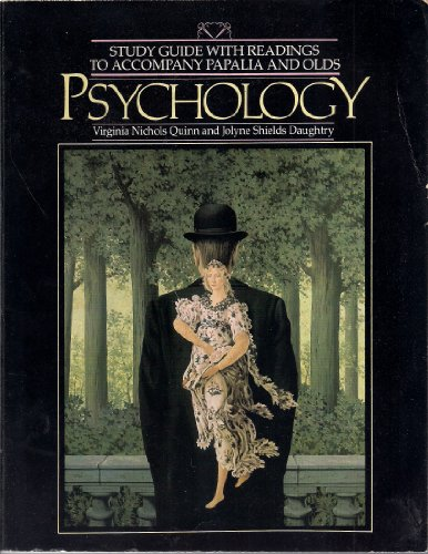 9780070484030: Study guide with readings to accompany Papalia and Olds Psychology