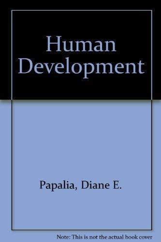 9780070484276: Human development