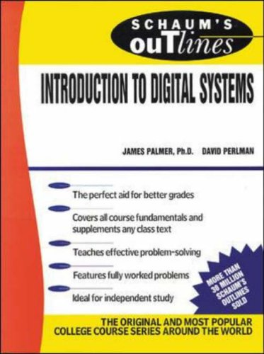 9780070484399: Schaum's Outline of Introduction to Digital Systems (Schaum's Outline Series)