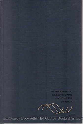 9780070484474: The Fourier Integral and Its Applications (Electronic Science)