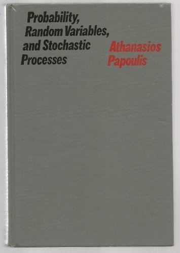 9780070484689: Probability, Random Variables and Stochastic Processes (McGraw-Hill series in electrical engineering)