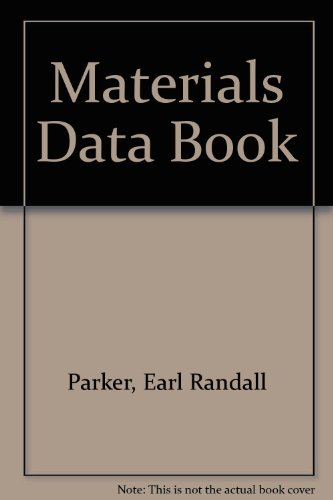 9780070484856: Materials Data Book