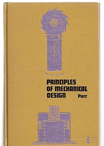 9780070485129: Principles of Mechanical Design (Technical Education)