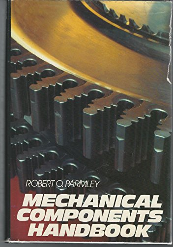 9780070485143: Mechanical Components Handbook