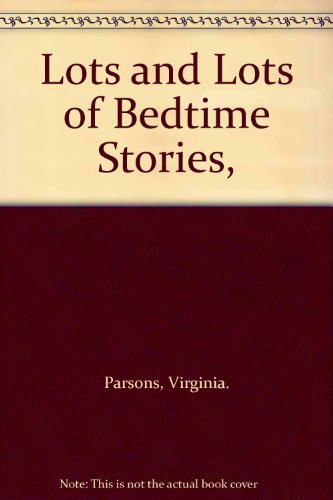 9780070485204: Lots and Lots of Bedtime Stories,