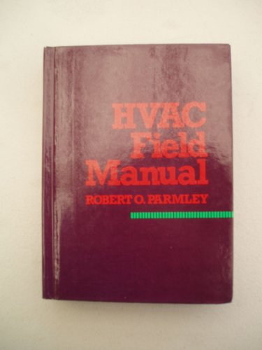 9780070485242: Hvac Field Manual