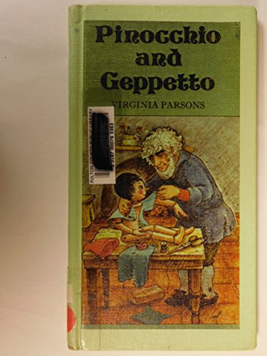 9780070485310: Pinocchio and Geppetto: Based on the story by Carlo Collodi