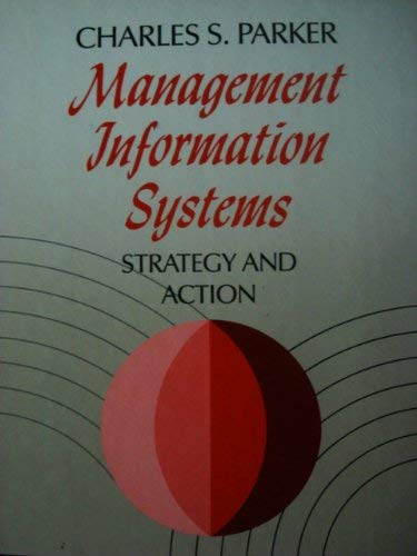 9780070485426: Management Information Systems: Strategy and Action