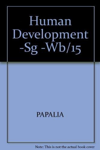 9780070485594: Human Development -Sg -Wb/15