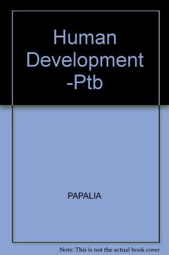 9780070485617: Human Development