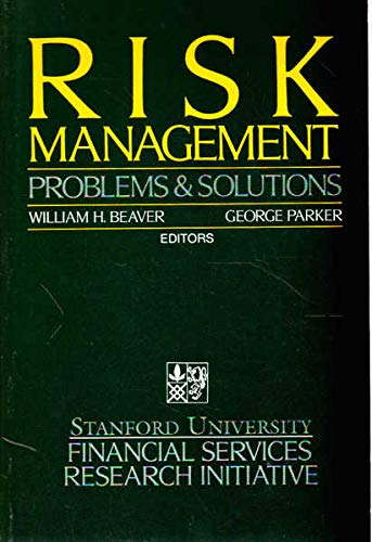 9780070485884: Risk Management: Challenges and Solutions