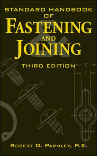 9780070485891: Standard Handbook of Fastening and Joining