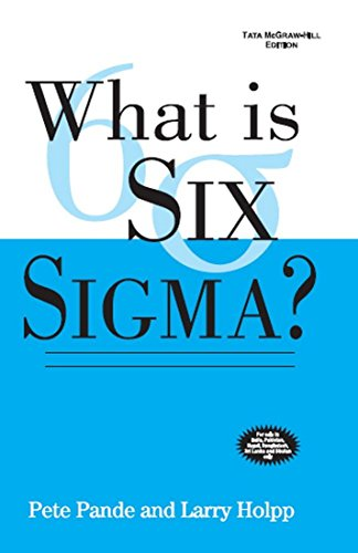 9780070486324: What is Six Sigma? 1ED