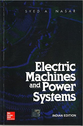 9780070486386: Electric Machines And Power Systems Vol. I Electric Machines