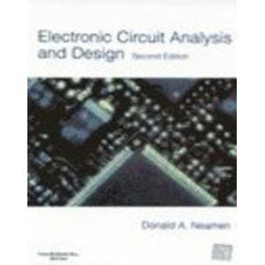 9780070486515: Electronic Circuit Analysis and Design