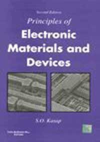 9780070486553: Principles of Electronic Materials and Devices
