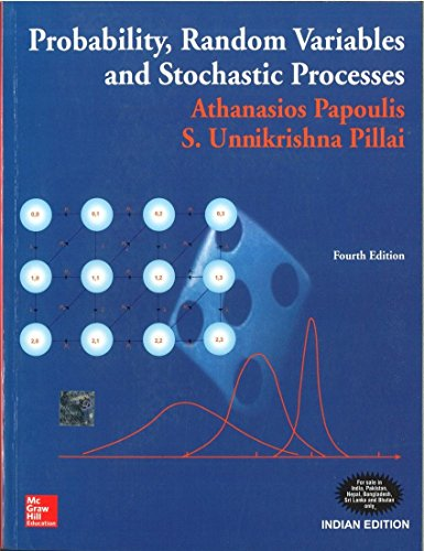 9780070486584: Probability, Random Variables and Stochastic Processes (Paperback)