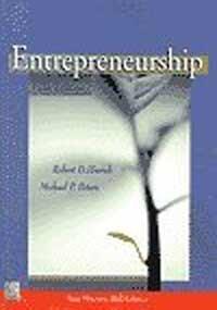 9780070486607: Entrepreneurship