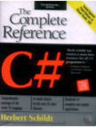 9780070486751: C#: The Complete Reference