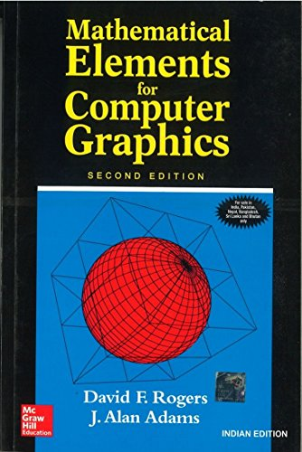 9780070486775: Mathematical Elements For Computer Graphics