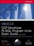 9780070486980: OCP Developer PL/SQL Program Units Exam Guide with cd