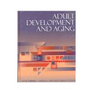 9780070487567: Adult Development and Aging