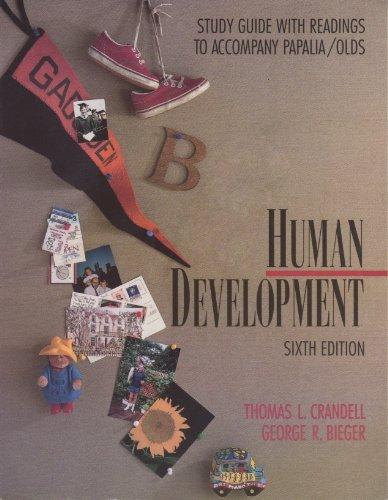 Human Development: Crandell, Crandell, Thomas