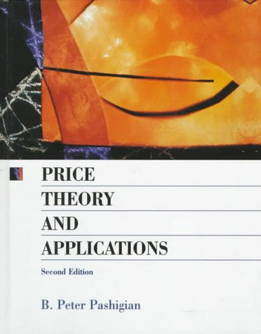 9780070487789: Price Theory and Applications