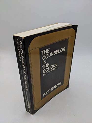 9780070488120: The Counselor in the School