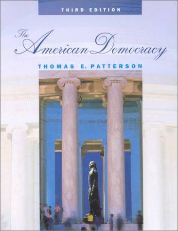 9780070490130: The American Democracy