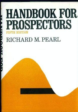9780070490253: Handbook for Prospectors