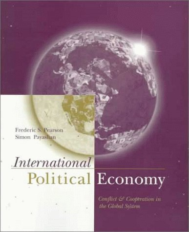 9780070490826: International Political Economy