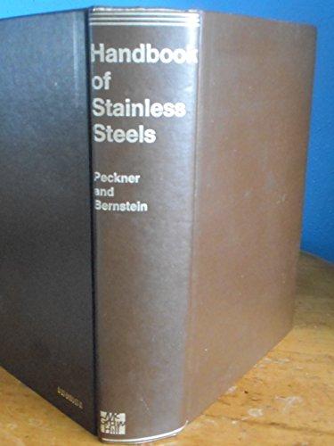 9780070491472: Handbook of Stainless Steels