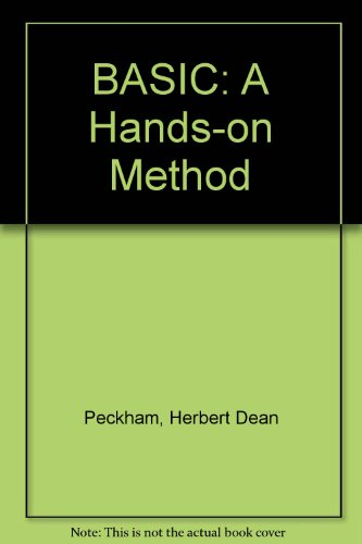 9780070491601: Basic: A Hands-On Method