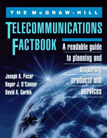 9780070491830: The McGraw-Hill Telecommunications Factbook