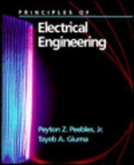 9780070492523: Principles of Electrical Engineering (Mcgraw Hill Series in Electrical and Computer Engineering)