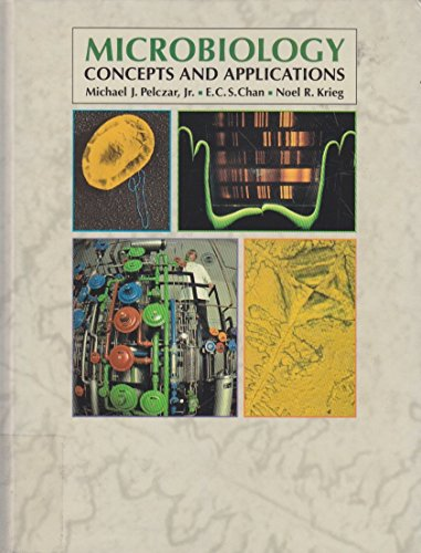 9780070492585: Microbiology: Concepts and Applications