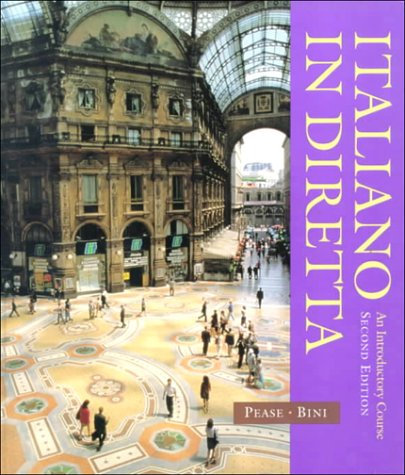 9780070492677: Italiano in Diretta: An Introductory Course (Student Edition) (2nd Edition)