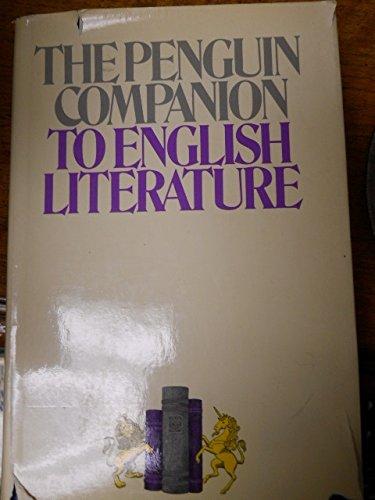 9780070492769: The Penguin Companion to English Literature