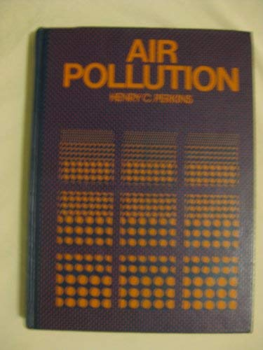 9780070493025: Air Pollution