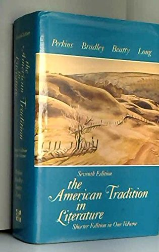 9780070493421: The American Tradition in Literature