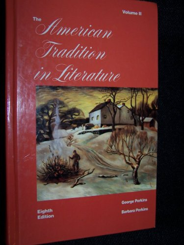 9780070493674: The American Tradition in Literature